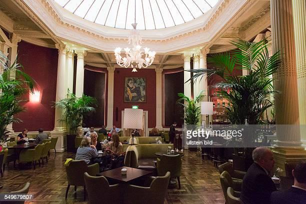 Balmoral Hotel in Edinburgh, Innenansicht