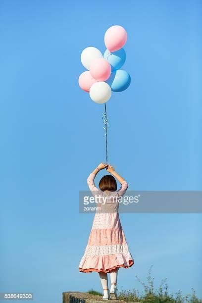baloons - flying solo after party bildbanksfoton och bilder