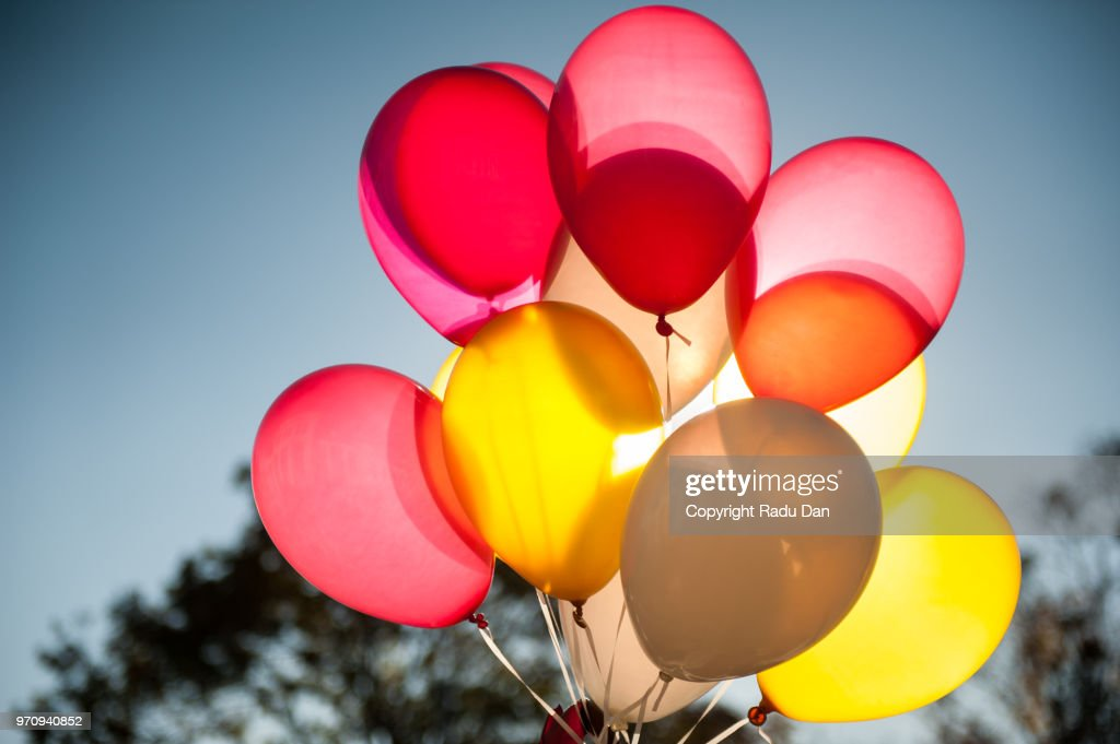 Baloons : Stock Photo