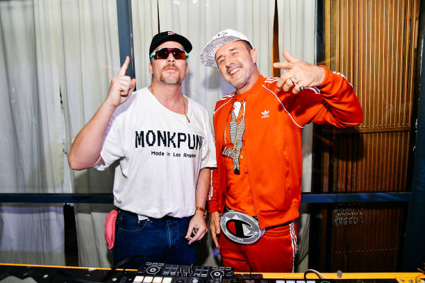 CA: Balt Getty Celebrates The Opening Of His New Store Monk Punk With An East LA Style Block Party
