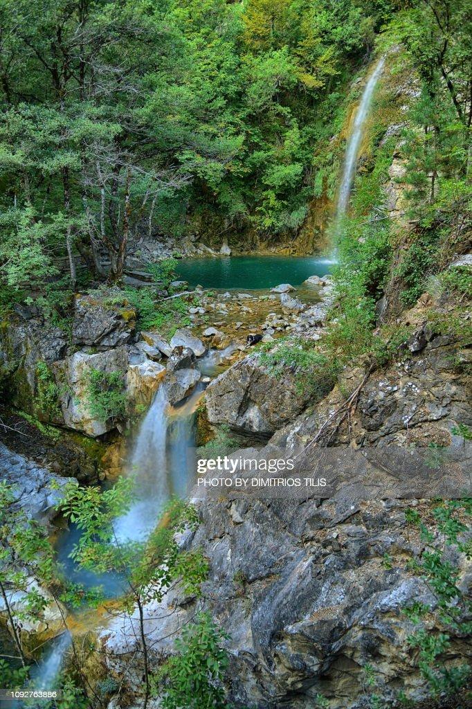 Balta di stringa waterfalls : Stock Photo