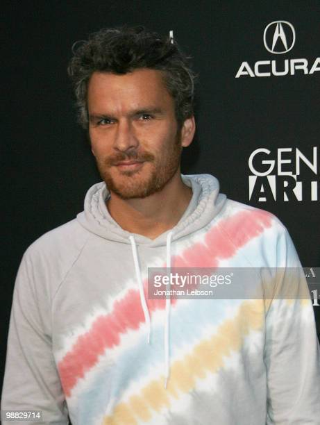 Balthazar Getty arrives at the Los Angeles premiere of Mercy held at The Egyptian on May 3 2010 in Hollywood California