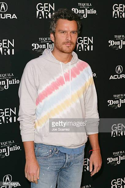 Balthazar Getty arrives at the Mercy Los Angeles Premiere at the Egyptian Theatre on May 3 2010 in Hollywood California