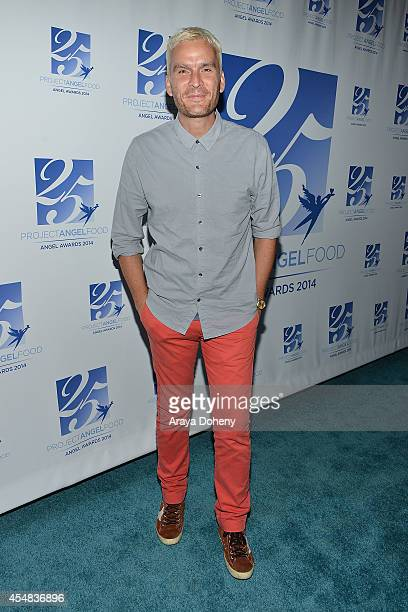 Balthazar Getty attends the Project Angel Food's 25th Anniversary Angel Awards 2014 honoring Aileen Getty with the Inaugural Elizabeth Taylor...