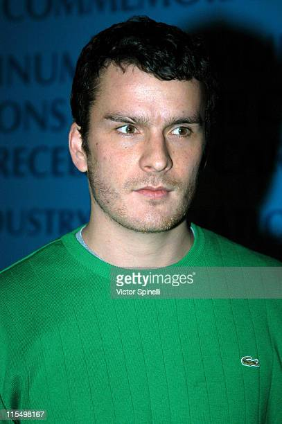 Balthazar Getty during Blue Diamond Affair Celebrating Mariah Carey and Her New Album Charmbracelet at Les Deux Cafe in Hollywood California United...
