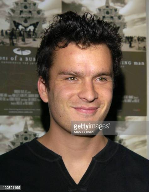 Balthazar Getty during Confessions of a Burning Man Premiere Arrivals at Laemmle Fairfax Cinemas in Hollywood California United States