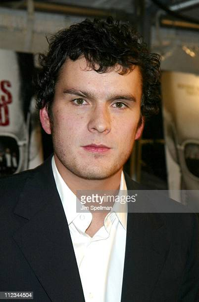 Balthazar Getty during Deuces Wild New York City Premiere at Chelsea West Cinema in New York City New York United States