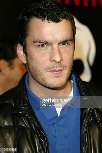 Balthazar Getty during Premiere of Jackass The Movie at Cinerama Dome in Beverly Hills CA United States