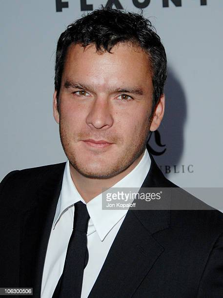 Balthazar Getty during Sixth Annual Chrysalis Butterfly Ball Arrivals at Home of Susan Harris Hayward Kaiser in Mandeville Canyon California United...