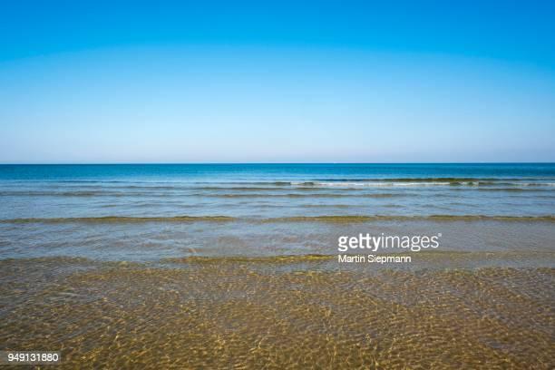 baltic sea, ahlbeck, heringsdorf, usedom, mecklenburg-western pomerania, germany - lugar histórico imagens e fotografias de stock