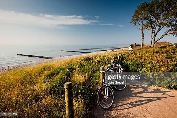 Baltic Sea at Ahrenshoop