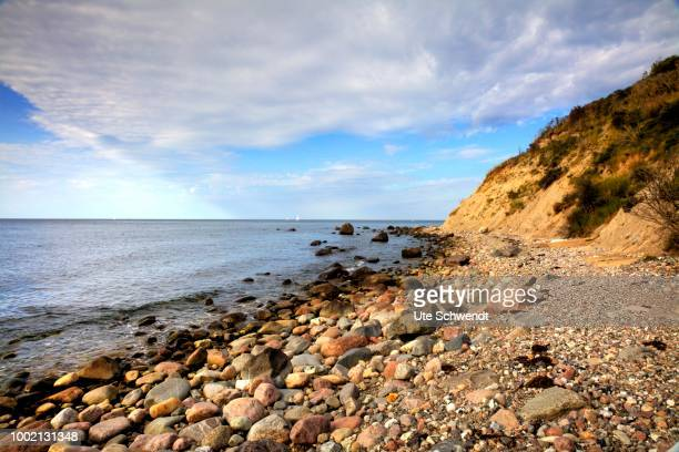 Baltic Sea beach, Hiddensee, Mecklenburg-Western Pomerania, Germany