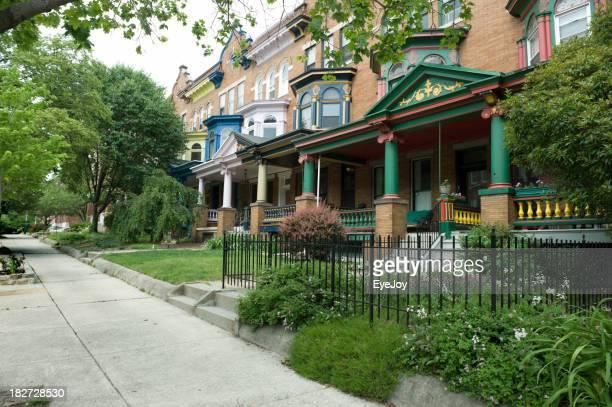 Baltimore City Charles Village