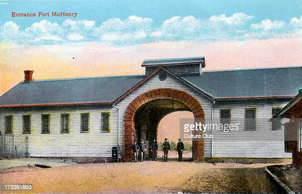 Fort McHenry Entrance C1900s