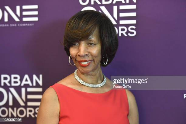 Baltimore mayor Catherine Pugh attends 2018 Urban One Honors at La Vie on December 9 2018 in Washington DC
