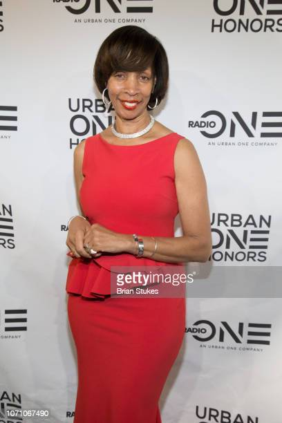Baltimore Mayor Catherine Pugh attends 2018 Urban One Honors at The Anthem on December 9 2018 in Washington DC