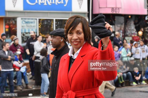 Baltimore Mayor Catherine Pugh here at the annual Mayor's Christmas Parade on December 2 announced on Tuesday Jan 8 that she has chosen New Orleans...