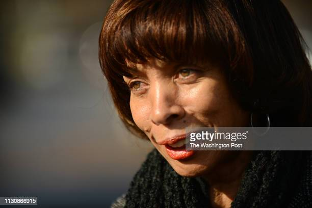 Baltimore Mayor Catherine Pugh marches in the Mayor's Annual Christmas parade in Hampden Baltimore MD December 3 2017 Baltimore recently topped 300...