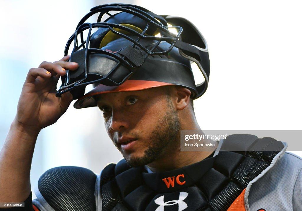 MLB: JUL 06 Orioles at Twins : News Photo