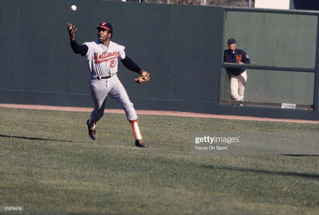 Orioles v Mets : Foto jornalística