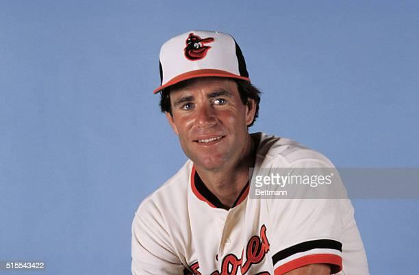 Baltimore Orioles Pitcher Jim Palmer
