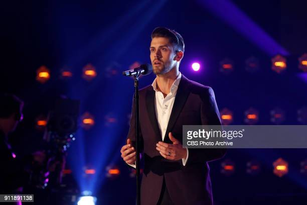 Baltimore Ravens placekicker Justin Tucker competes to be crowned the MVP MOST VALUABLE PERFORMER during a onehour interactive talent show hosted by...