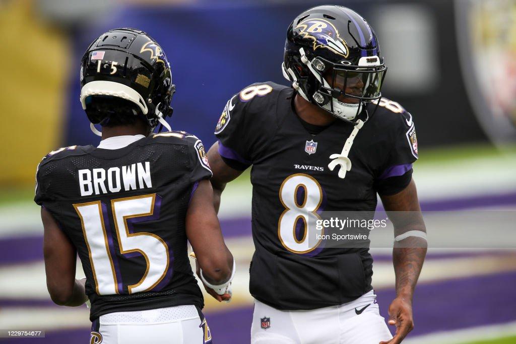 NFL: NOV 22 Titans at Ravens : News Photo