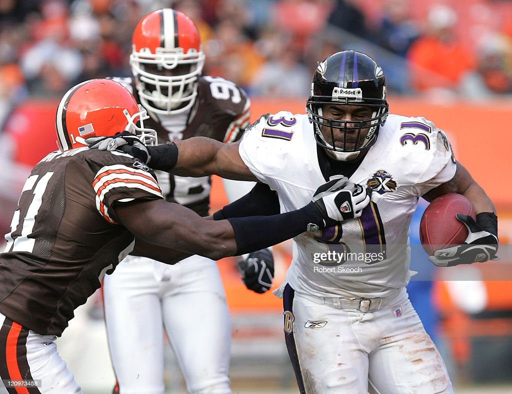 Baltimore Ravens vs Cleveland Browns - January 1, 2006