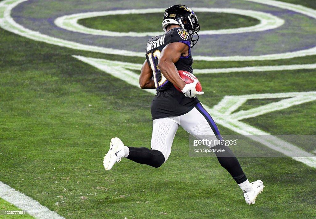 NFL: SEP 28 Chiefs at Ravens : News Photo