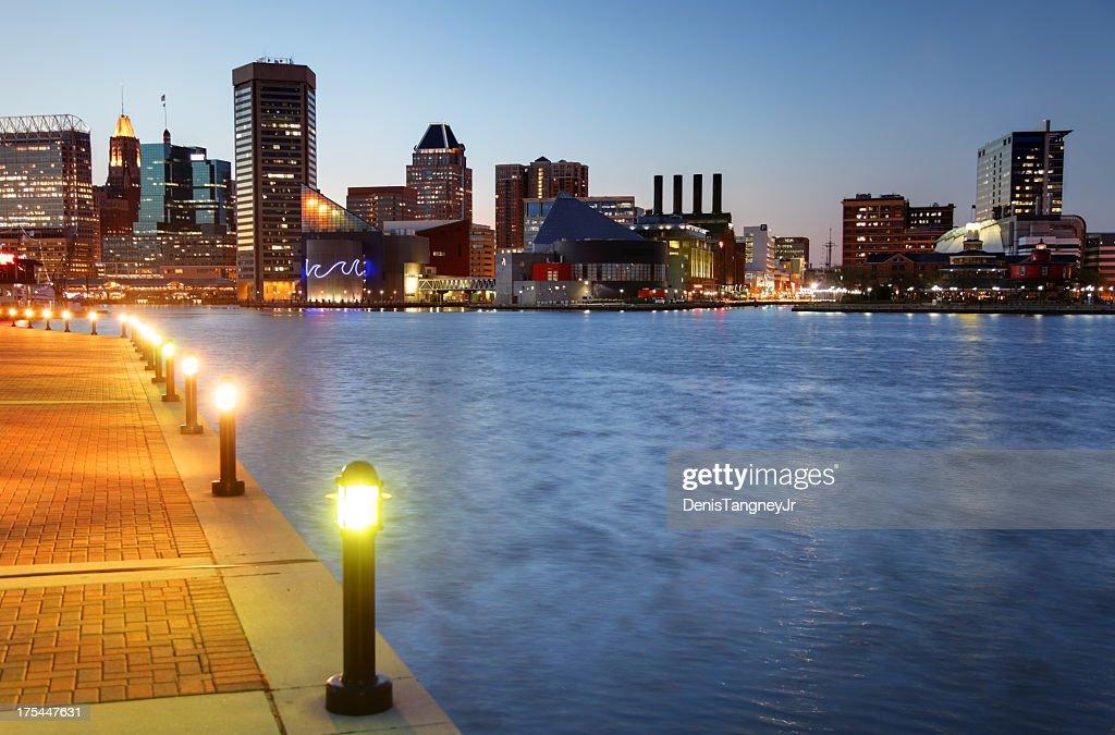 Baltimoreu0027s Inner Harbor