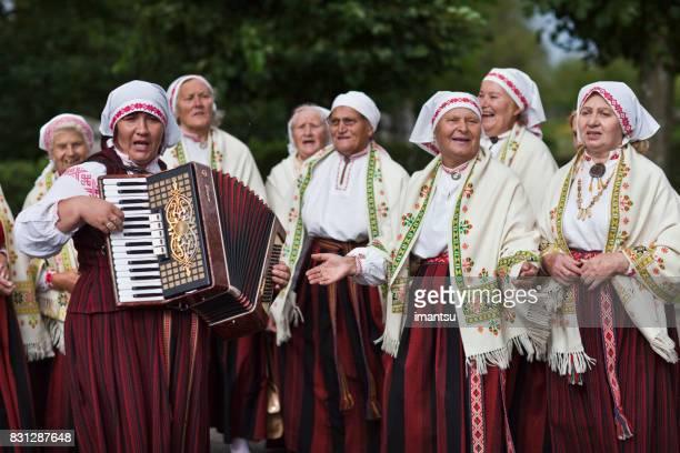 Baltinava ethnographic ensemble