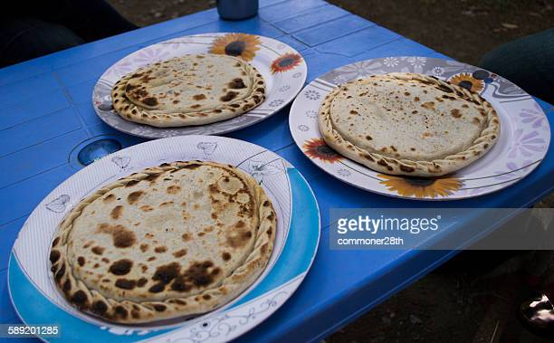 baltit naan - hunza valley stock pictures, royalty-free photos & images