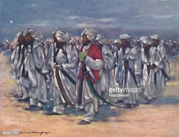 'Baluch Chiefs on Durbar Day' 1903 Also known as the Imperial Durbar the Delhi Durbar was held three times in 1877 and 1911 at the height of the...