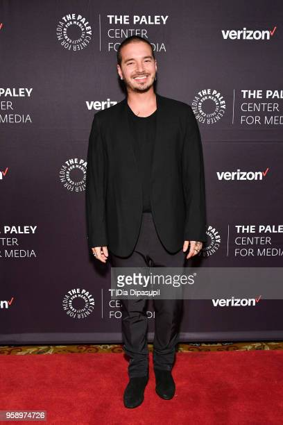 Balvin attends the 2018 Paley Honors at Cipriani Wall Street on May 15 2018 in New York City
