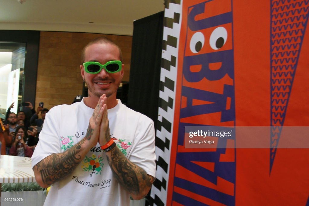 J Balvin Meet & Greet