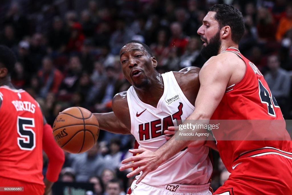 Chicago Bulls vs Miami Heat: NBA : News Photo