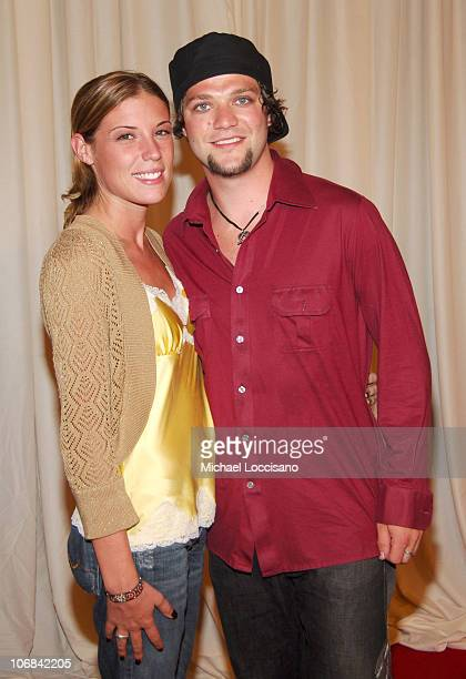 Bam Margera and Missy Rothstein during Will Smith Celebrates LIVE 8 with a PreLaunch Party in his Hometown of Philadelphia at The 23rd Street Armory...