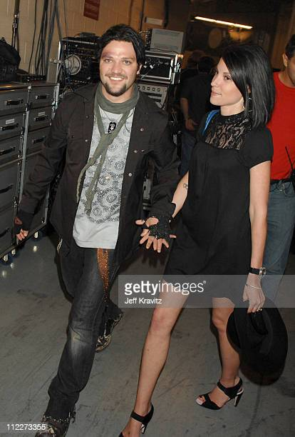 Bam Margera and wife Missy Margera