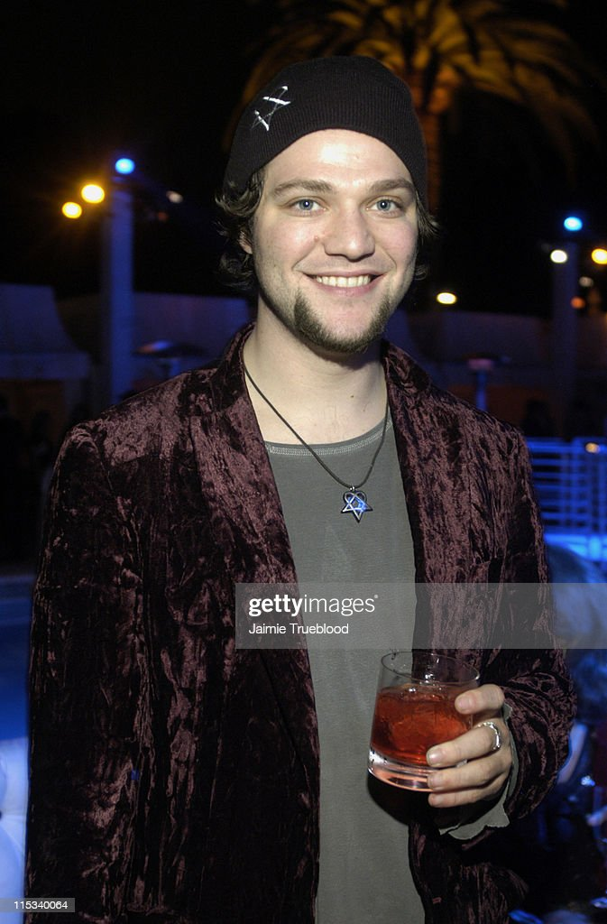 Bam Margera during EMI Post-GRAMMY Party - Inside at Polo Lounge at the Beverly Hills Hotel in Los Angeles, California, United States.