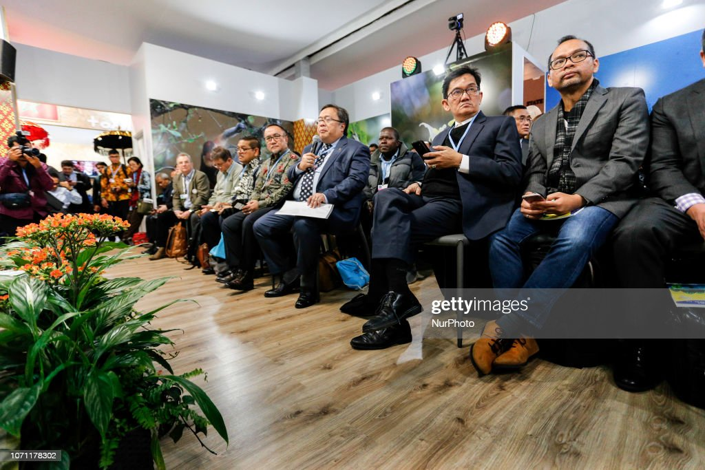 UN Climate Conference COP24  Day 8 : News Photo