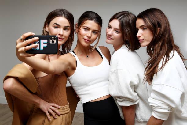AUS: Celebrities Attend FS8 Media Workout Launch