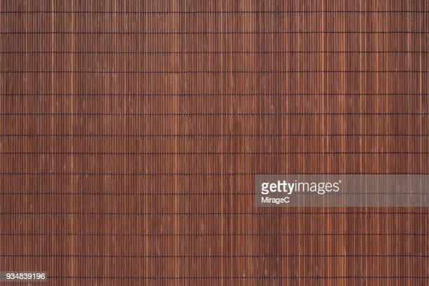 Bamboo Cane Placemat Texture