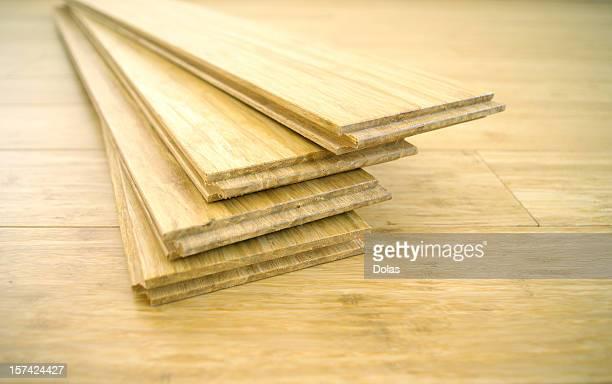 Bambou plancher