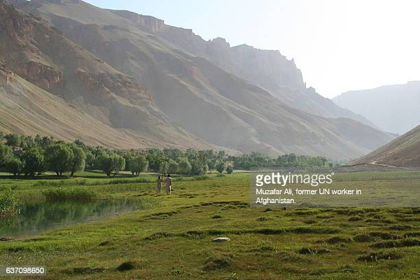 Bamyan Valley