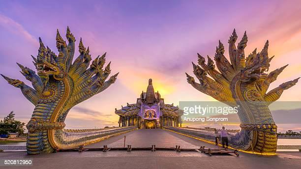 Ban rai temple , A beautiful temple in Thailand