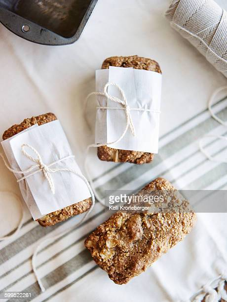 Banana and Zucchini Bread