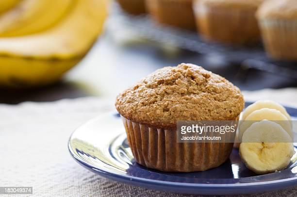 Banana Kleiemuffin
