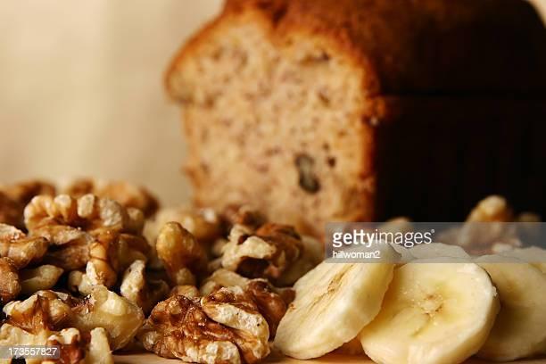 Banana Bread: Ingredients