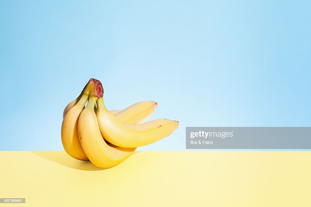 Banana Bunch : Stock Photo