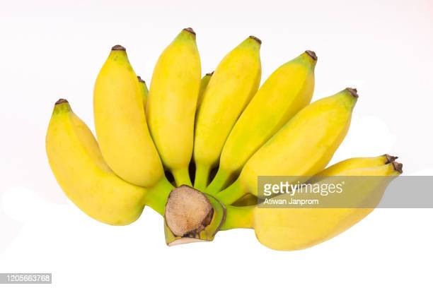 banana isolated white background